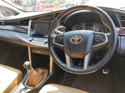 Used 2018 Toyota Innova Crysta 2.4 VX MT for sale in Mumbai