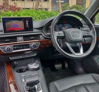 2017 Audi A4 35 TDI Technology AT for sale in Mumbai