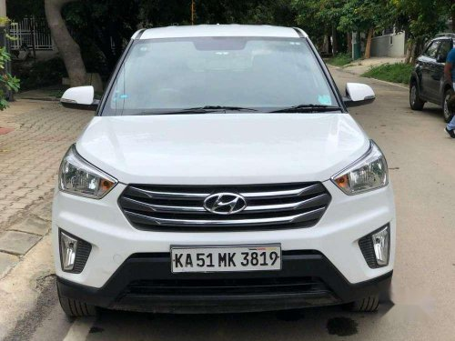 Hyundai Creta, 2017, Diesel AT for sale in Nagar