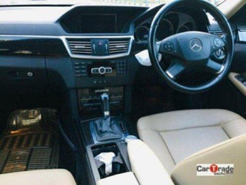 2012 Mercedes Benz E Class E 200 AT for sale in Mumbai