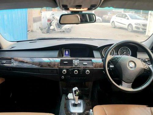 BMW 5 Series 525i Sedan, 2010, Petrol AT for sale in New Delhi