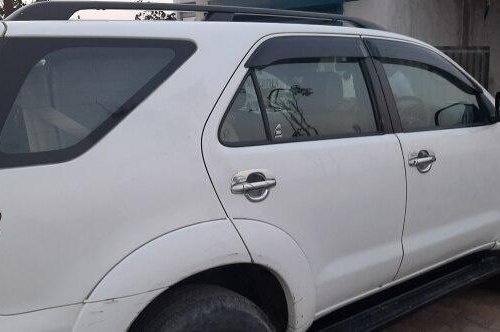 Used 2011 Toyota Fortuner 4x4 MT for sale in Gurgaon