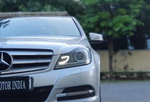2013 Mercedes-Benz C-Class 220 CDI AT for sale in Kolkata