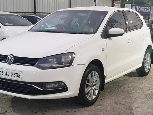 Used Volkswagen Polo 1.2 MPI Highline 2016 MT for sale in Pune