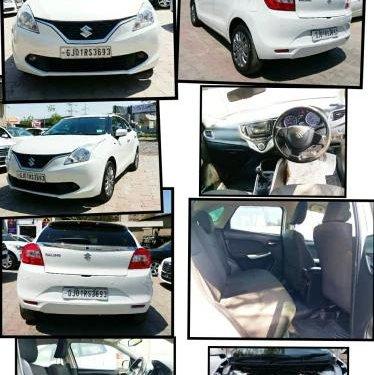 Used 2016 Maruti Suzuki Baleno Zeta Diesel MT for sale in Ahmedabad