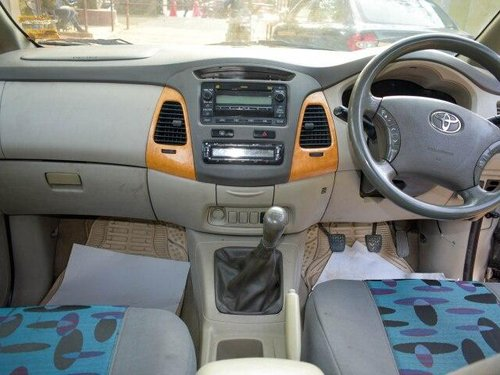 2010 Toyota Innova 2004-2011 MT for sale  in Hyderabad