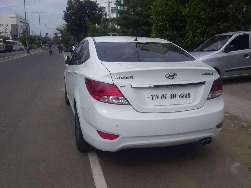 Hyundai Verna 1.6 SX VTVT Automatic, 2014, Petrol AT in Tiruppur