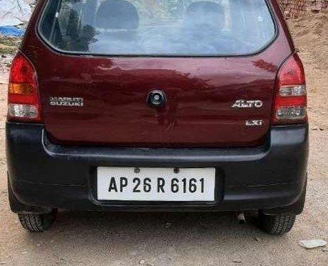 2007 Maruti Suzuki Alto MT for sale in Hyderabad