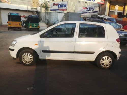 Used 2006 Hyundai Getz MT for sale in Hyderabad