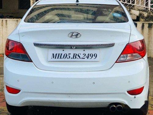Used 2013 Hyundai Fluidic Verna MT in Mumbai