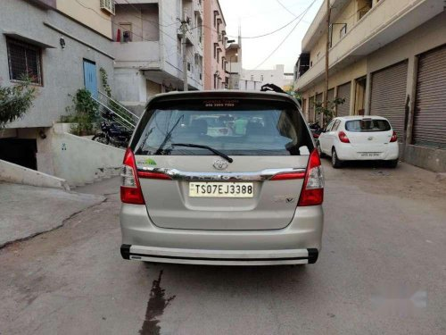 Toyota Innova 2014 MT for sale in Hyderabad