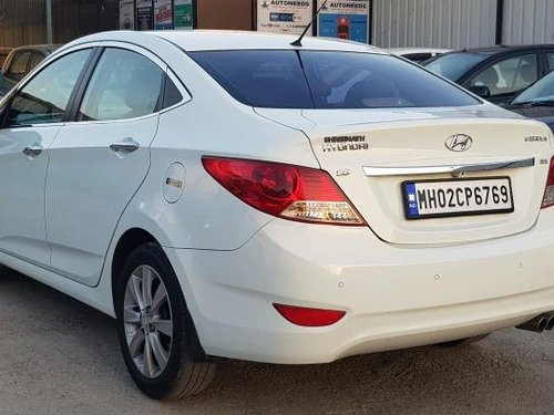 Used Hyundai Verna 2012 MT for sale in Pune