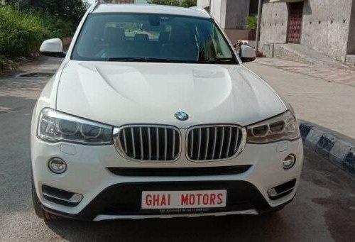 Used BMW X3 xDrive 20d xLine 2017 AT for sale in New Delhi