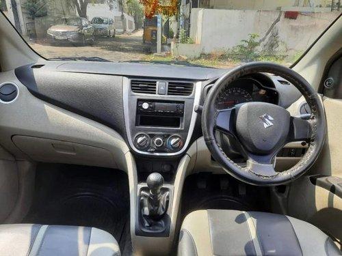Used Maruti Suzuki Celerio VDi 2016 MT for sale in Hyderabad