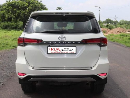 Used 2017 Toyota Fortuner MT for sale in Ahmedabad