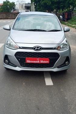 Used Hyundai Grand i10 2018 MT for sale in Ahmedabad