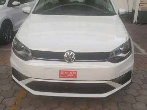 Used Volkswagen Polo 1.0 MPI Highline 2018 MT for sale in Pune