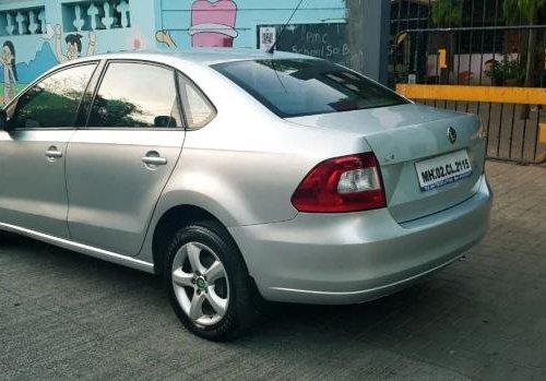 Used 2012 Skoda Rapid MT for sale in Pune