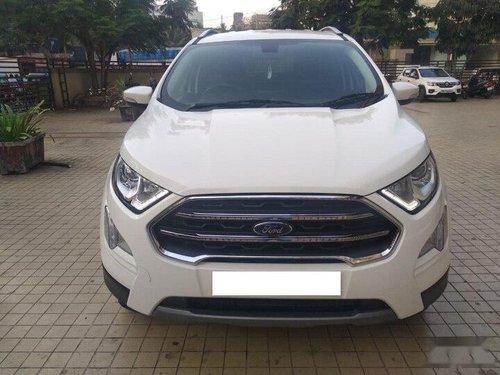 2019 Ford EcoSport 1.5 Petrol Titanium Plus AT in Mumbai