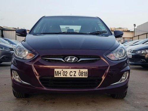 Used Hyundai Verna 1.6 SX VTVT 2013 MT for sale in Pune