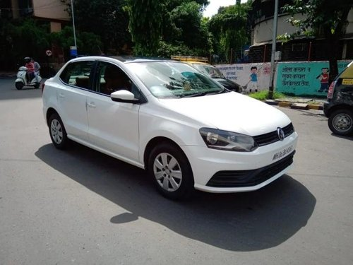 2017 Volkswagen Ameo 1.5 TDi Trendline MT in Mumbai