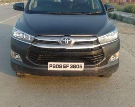 Used 2019 Toyota Innova Crysta AT for sale in Moga