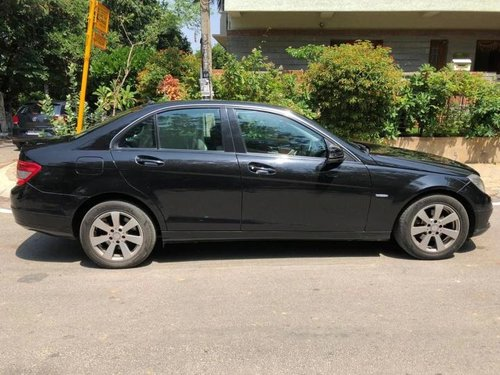 Used 2012 Mercedes Benz C-Class AT for sale in Bangalore