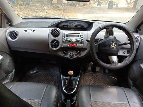 Used Toyota Platinum Etios 2011 MT in Mumbai