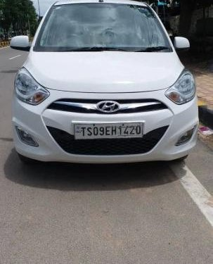 Used Hyundai i10 Sportz 1.2 2014 MT for sale in Hyderabad