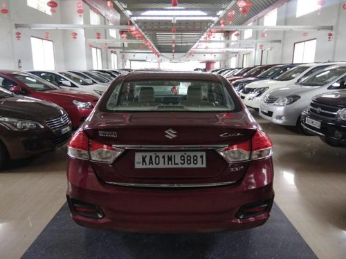 Used 2015 Maruti Suzuki Ciaz MT in Bangalore