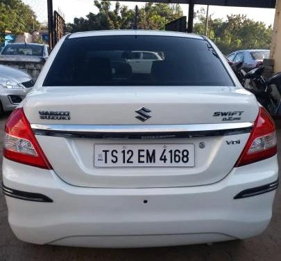 Used Maruti Suzuki Swift Dzire VDI 2015 MT for sale in Hyderabad