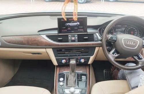 Used Audi A6 35 TDI 2015 AT for sale in Hyderabad