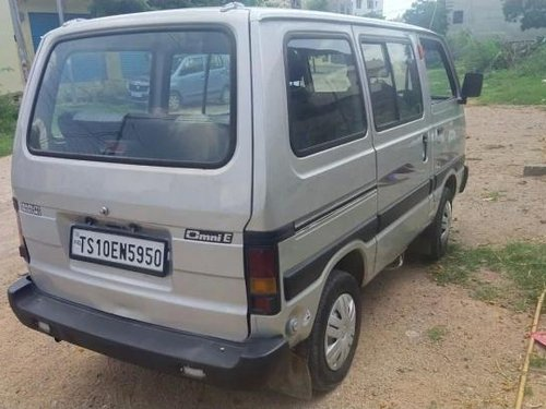 Used Maruti Suzuki Omni 2017 MT for sale in Hyderabad