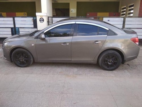Used Chevrolet Cruze LTZ 2012 MT for sale in Chennai