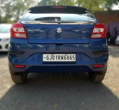 Used Maruti Suzuki Baleno Alpha 2017 MT for sale in Ahmedabad