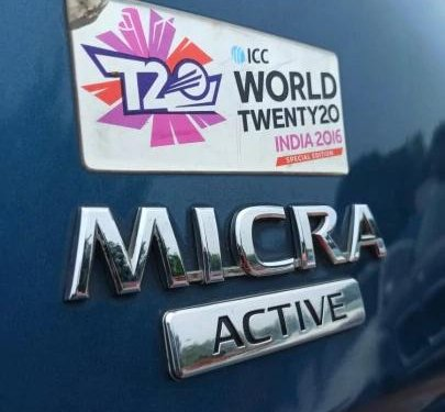 Used 2016 Nissan Micra Active MT for sale in Ahmedabad
