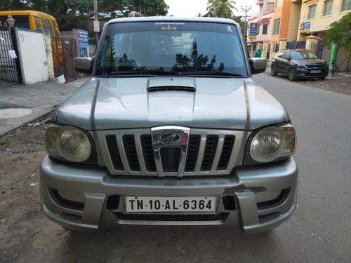 Used Mahindra Scorpio 2013 MT for sale in Chennai