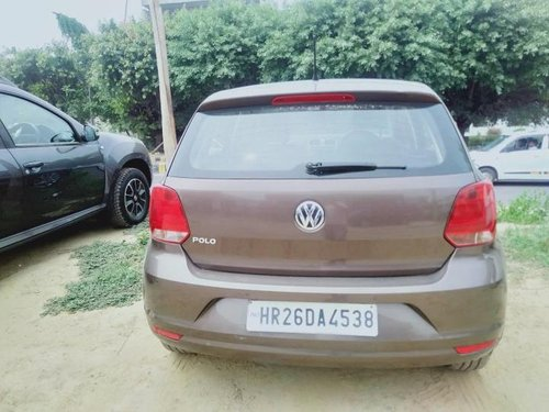 Used 2017 Volkswagen Polo MT for sale in Gurgaon