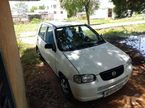 2007 Maruti Suzuki Alto MT for sale in Guntur