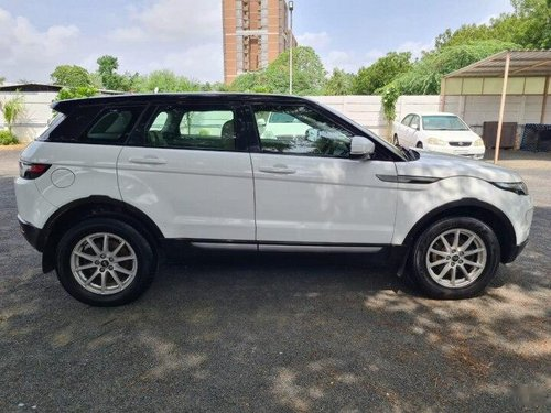 Used Land Rover Range Rover Evoque 2.2L Pure 2012 AT in Ahmedabad