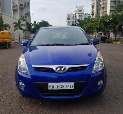 Used Hyundai i20 1.2 Asta Option 2010 MT for sale in Pune
