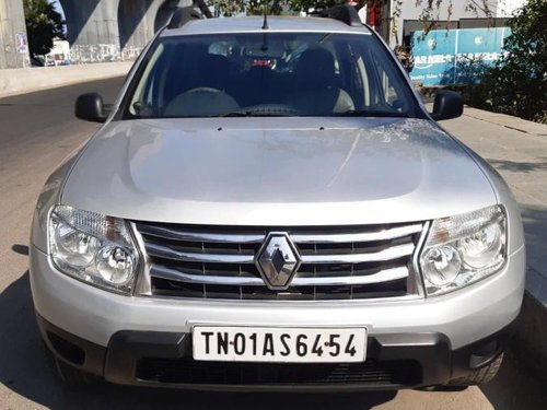 Renault Duster RXS 85PS BSIV 2012 MT for sale in Chennai -14