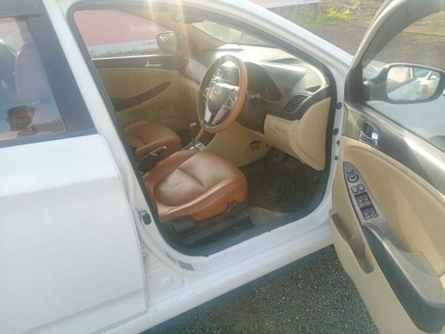Used 2012 Hyundai Verna AT for sale in Nashik