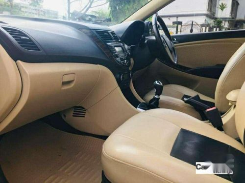 Used Hyundai Verna 2012 MT for sale in Mumbai