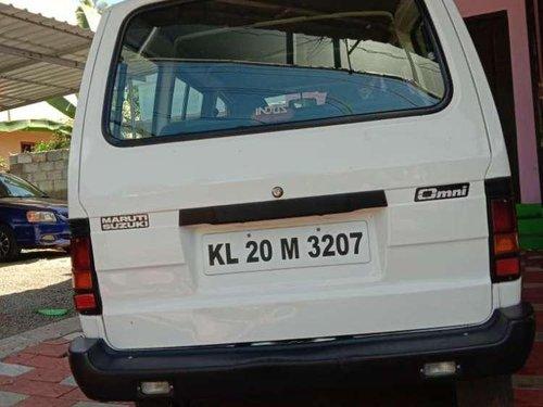 Used Maruti Suzuki Omni 2017 MT for sale in Thiruvananthapuram