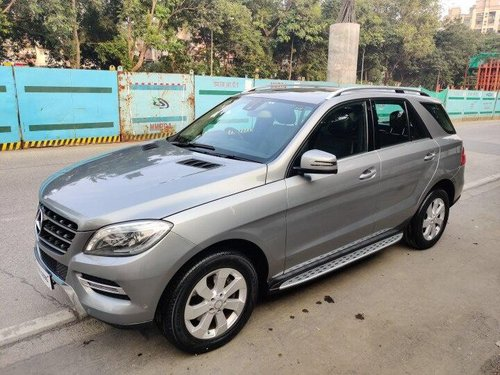 Used 2015 Mercedes Benz M Class AT for sale in Mumbai -16