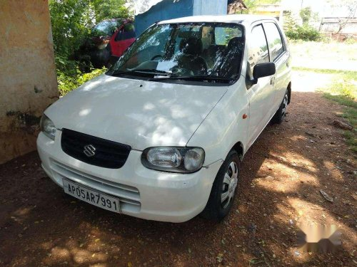 2007 Maruti Suzuki Alto MT for sale in Guntur -8