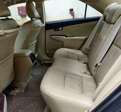 Used Toyota Camry 2016 AT for sale in Thane