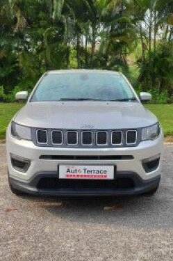 Used Jeep Compass 2.0 Sport 2017 MT for sale in Hyderabad