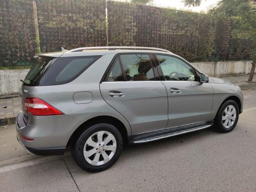 Used 2015 Mercedes Benz M Class AT for sale in Mumbai -9